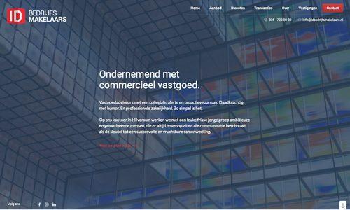 id-bedrijfsmakelaar-webdesign